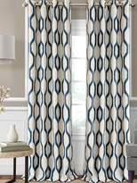 Elrene Home Fashions Renzo Blackout Window Curtain Panel