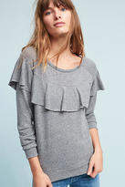 Anthropologie Nation Ruffled Top