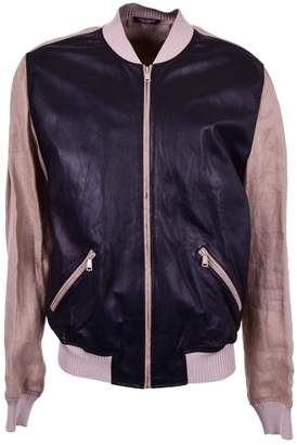 Dolce & Gabbana Beige Linen Jackets
