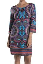Aryeh Boho Pattern Dress