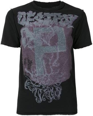 Y's graphic print T-shirt