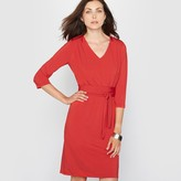 Anne Weyburn Crpe Dress