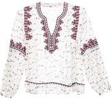 Ulla Johnson floral print tunic