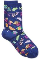 Hot Sox Women's Tropical Fish Socks