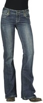 Stetson Classic Nailhead Jeans - Bootcut (For Women)