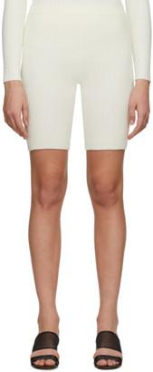 Off-White giu giu Nonna Bike Shorts