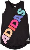 adidas Tempo Tank (Toddler/Kid) - Black/Pink - 5