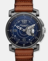 Diesel Hybrid Smartwatch Sam Dark Brown