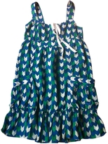Marc Jacobs Multicolored Dress With Shoulder Straps