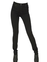 Cheap Monday 5 Pocket High Waist Stretch Denim Jeans