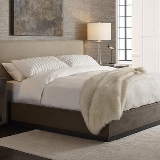 Brownstone Furniture Baldwin Upholstered Panel Bed Size: King