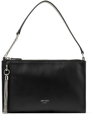 Jimmy Choo Mini Leather Callie Hobo Bag