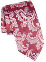 Eton Men's Paisley Silk Tie