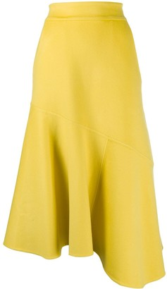 Ermanno Scervino High-Waisted Asymmetric Skirt