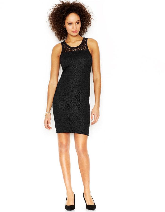 Rachel Roy Lace Sheath Dress