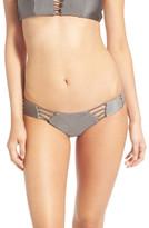 Rip Curl &Luna Lux Luxe& Hipster Bikini Bottoms