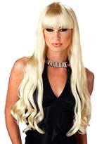 California Costumes Serpentine Blonde Adult Wig