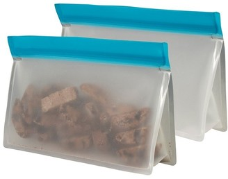 Avanti Reusable Vinyl Snack Bag 500ml Set of 2