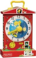 Schylling Music Box Teaching Clock