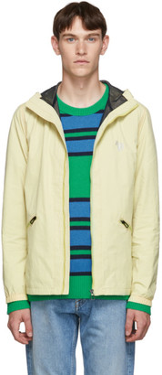 Paul Smith Yellow Water-Resistant Jacket
