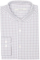 Perry Ellis Slim Fit Shadow Check Dress Shirt
