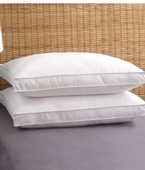 "Allied Home Pure weave Allergen Barrier 2"" Gusset Down Alternative Pillow, Standard"