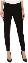 Liverpool Piper Countour 4-Way Stretch Ankle Jeans in Black