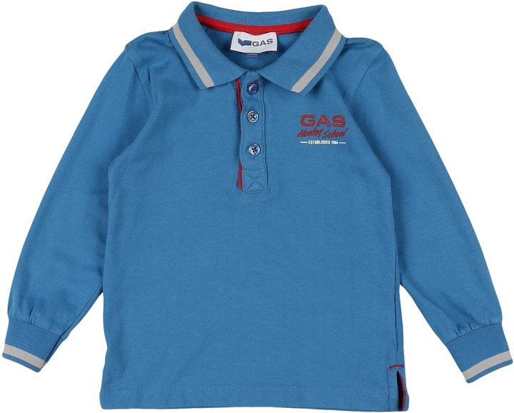 Gas Jeans Polo shirts - Item 12037217