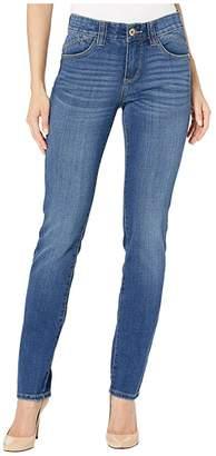Jag Jeans Michelle Slim Jean in Platinum Denim (Brilliant Blue) Women's Jeans