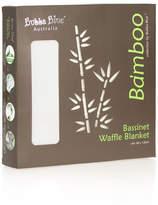 Bubba Blue Bamboo Waffle Blanket