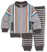 JCPenney Little MavenTM by Tori Spelling 2-pc. Pant Set – Boys newborn-9m