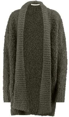 IRO Juvani Oversized Boucle-knit Cardigan