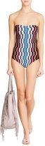 Missoni Mare Printed Swimsuit