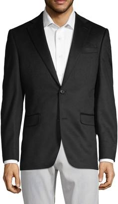 Saks Fifth Avenue Cashmere Classic Cashmere Notch Jacket