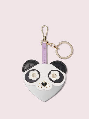 Kate Spade Panda Mirror Bag Charm