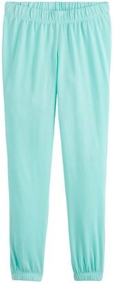 So Girls 4-14 Banded-Bottom Sleep Pants