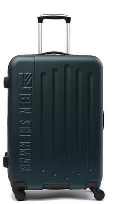"Ben Sherman 24"" Lightweight Embossed Hardside Luggage"