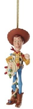 Lenox Woody Christmas Cowboy Ornament, Toy Story 4