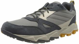 Columbia Men's IVO Trail Walking Shoe Brown (Peatmoss Rich Wine 213) 10 (44 EU)
