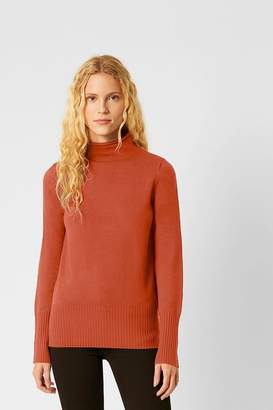 French Connection Womens Orange Jumper - Orange