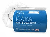 Fogarty Warm and Cosy 13.5 Tog Duvet - Double, White