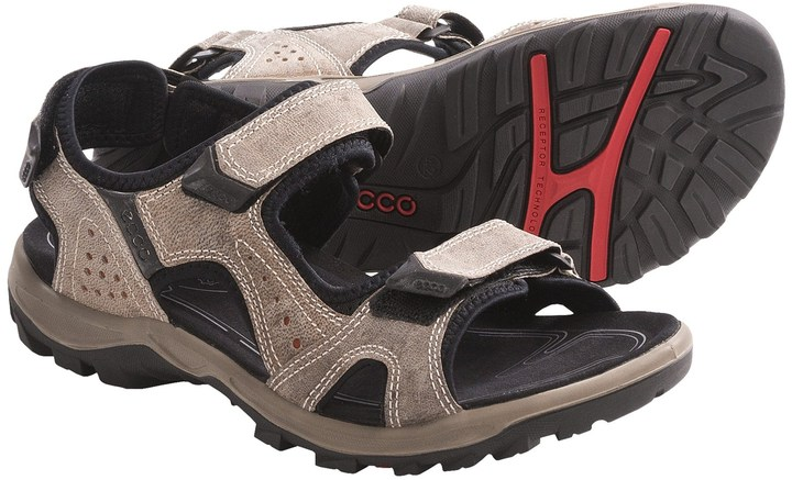 Ecco Offroad Lite Sport Sandals - Leather (For Men)