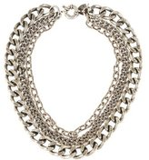 Giles & Brother Mixed Chain Collar Necklace