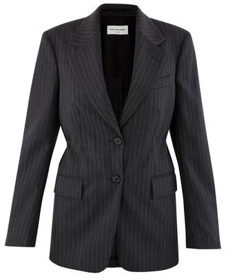 Dries Van Noten Blended wool blazer