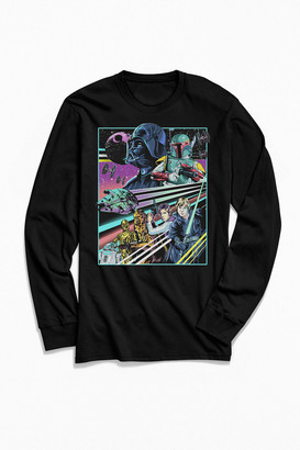 Star Wars Retro Rebellion Long Sleeve Tee
