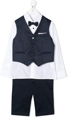 Colorichiari Three Piece Suit