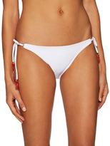 Vix Paula Hermanny Solid Triangle Bikini Bottoms