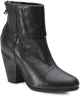 Rag & Bone Newbury Leather Ankle Boots