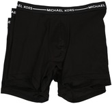 Michael Kors Ultimate Cotton Stretch Boxer Brief 3-Pack