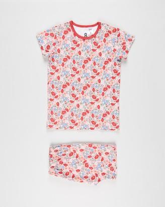 Cotton On Harpa Short Sleeve Pyjama Set - Kids